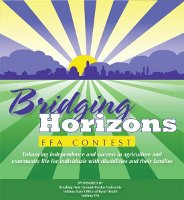Bridging Horizons FFA Contest brochure cover