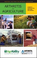 Arthritis and Agriculture: A guide to Understanding and Living with Arthritis cover