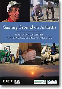 Gaining Ground on Arthritis: Managing Arthritis in the Agricultural Workplace cover