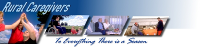 Rural Caregiver website logo