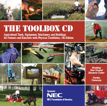 The TOOLBOX CD