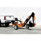 Towable Ride-On Trencher