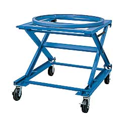 Collapsible Pallet/Carousel Stand