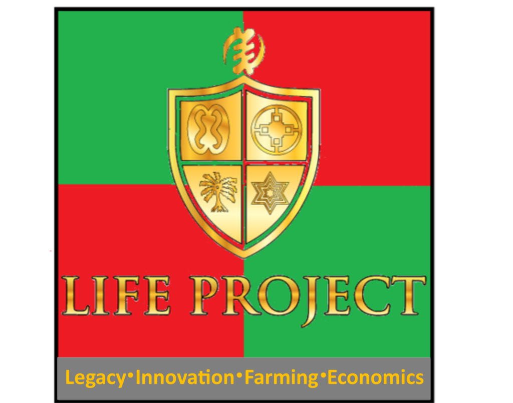 Legacy Innovation Farming Economics Project Logo - LIFE Project