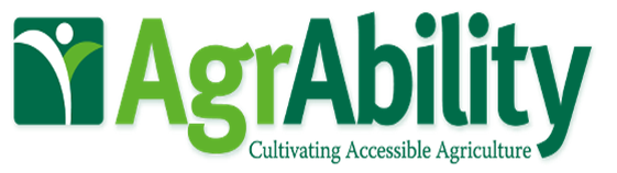 AgrAbility - Cultivating Accessible Agriculture Logo